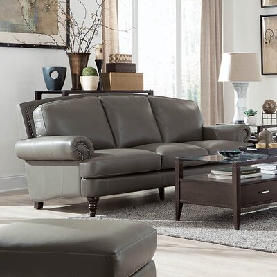 Ewing Leather Sofa