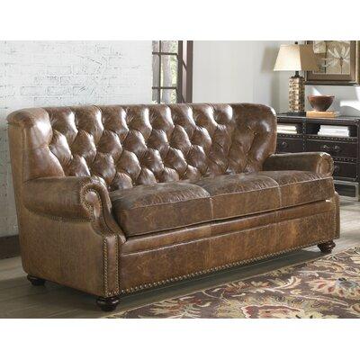 Louis Leather Sofa