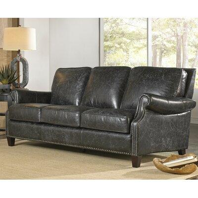 Nathan Leather Sofa