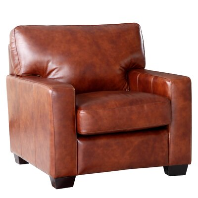 Hillcrest Solid Club Chair