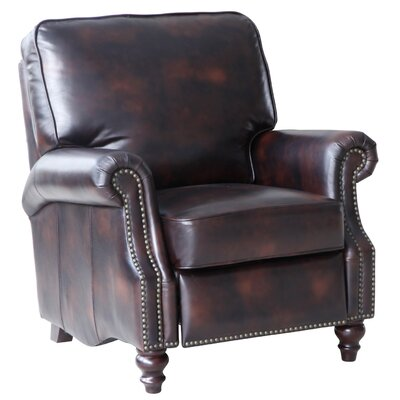 Scardale Leatther Arm Recliner