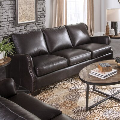 Vicar Leather Sofa