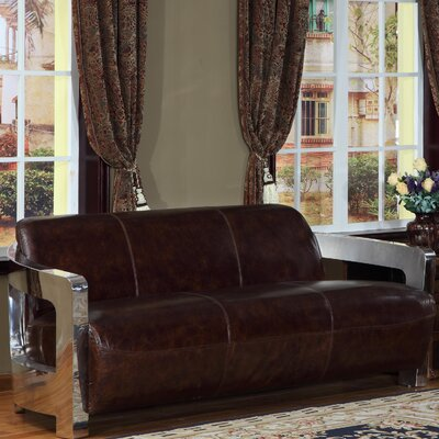 Halton Leather Sofa