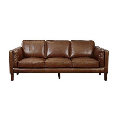 Shelli Leather Sofa