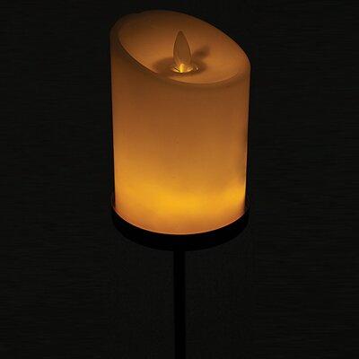 Solar Candle in Votive Garden Stake 54094