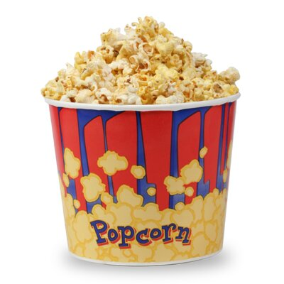 Movie Theatre Popcorn Bucket 1273 Big Bucket 50 Count