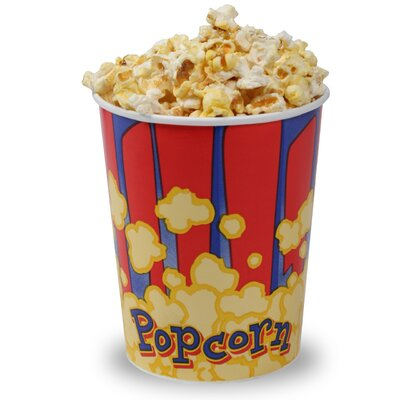 Movie Theatre Popcorn Bucket 1275 Small Bucket 50 Count