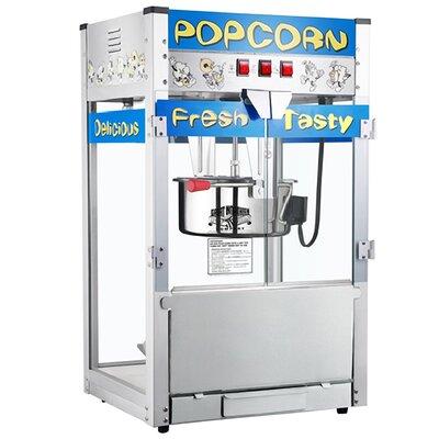 Image of PopHeaven Commercial 12oz Popcorn Popper Machine
