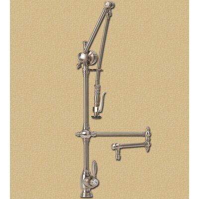 Buy Low Price Waterstone Towson Gantry 12″ Two Handle Single Hole ...