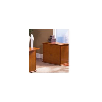 Lorell 9000 Series 29 H x 24 W Desk File Pedestal FInish: Cherry