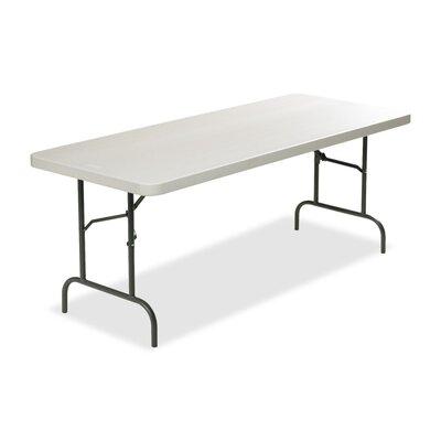 "Rectangular Folding Table Size: 29"" H x 96"" W x 30"" D 66650"