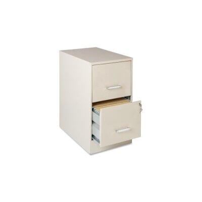 Soho 2 Drawer Vertical File LLR16870