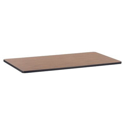 Classroom Laminate Activity Tabletop Size: 1.8 H x 32 W x 61.6 D