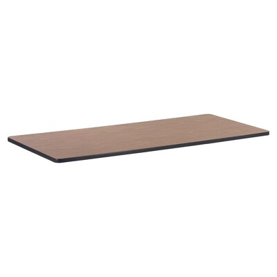 Classroom Laminate Activity Tabletop Size: 1.8 H x 32 W x 73.6 D