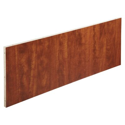 18.9 H x 48.02 W Desk Privacy Panel Finish: Cherry