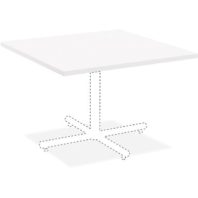 Hospitality Laminate Table Top Size: 3 H x 44 W x 44 D