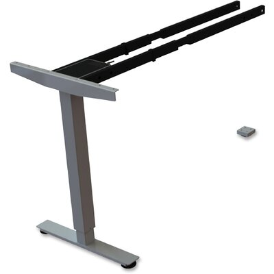 Third-leg Add-on Desk Base