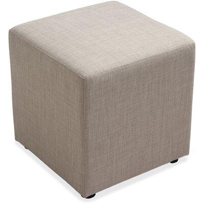 Glider Cube Ottoman Upholstery: Slate