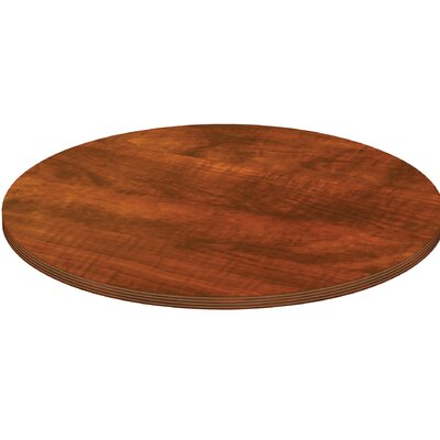 Chateau Table Top Size: 3.3 H x 44.5 W x 44.5 D