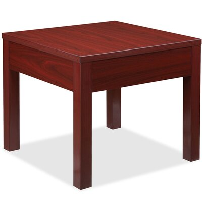 End Table Color: Mahogany
