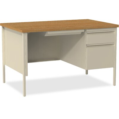 Fortress Pedestal Computer Desk Product Picture 7428
