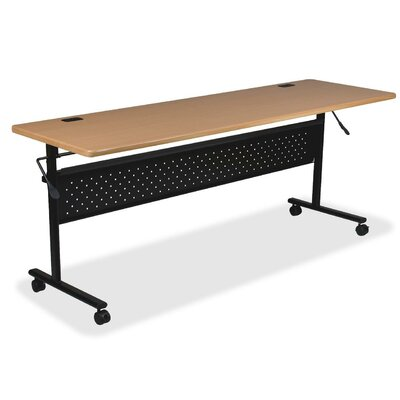 Flipper Training Table with Modesty Panel Size: 4 H x 63 W x 27 D