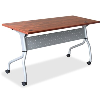 Flipper Training Table with Wheels Size: 26.77 H x 50 W x 7.09 D