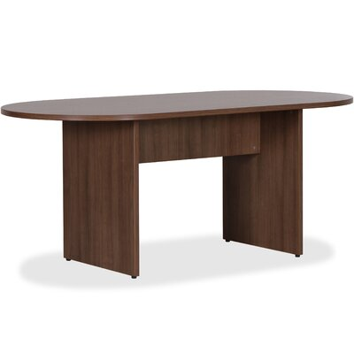 Essentials Racetrack/Oval 38.6W x 74.4L Conference Table