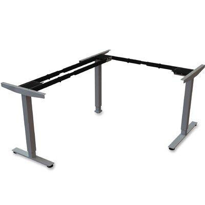 24 H x 32 W Desk Base