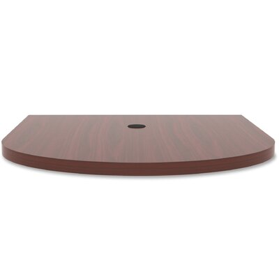Prominence Infinite Oval Conference Table Top Image 359
