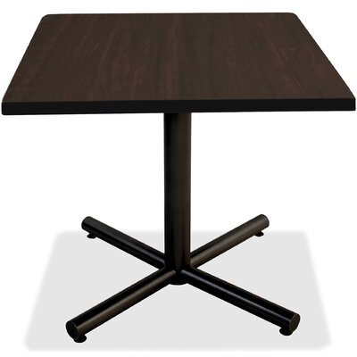 Hospitality Laminate Table Top Size: 3 H x 38 W x 38 D