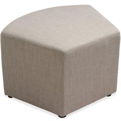 Quad Ottoman Upholstery: Slate
