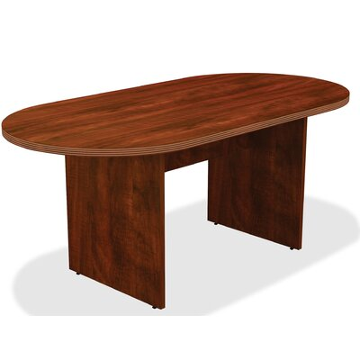Chateau Racetrack/Oval 38.5W x 74.4L Conference Table