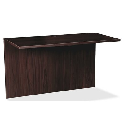 Prominence 79000 31 H x 50 W Desk Bridge Finish: Espresso