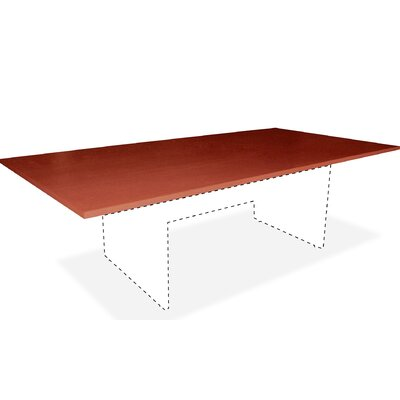 Essentials Conference Table Top Finish: Chery