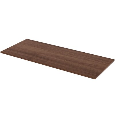 Conference Table Top Color: Walnut