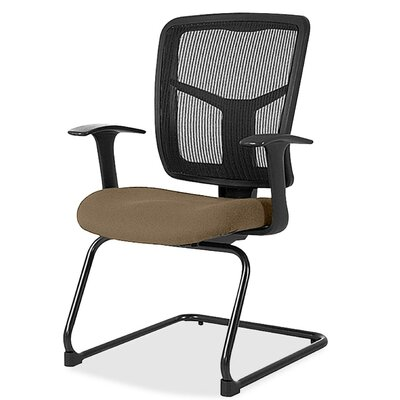 86000 Series Mesh Guest Chair Seat Color: Roulette