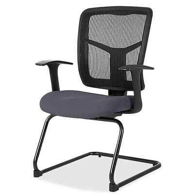 86000 Series Mesh Guest Chair Seat Color: Chambray