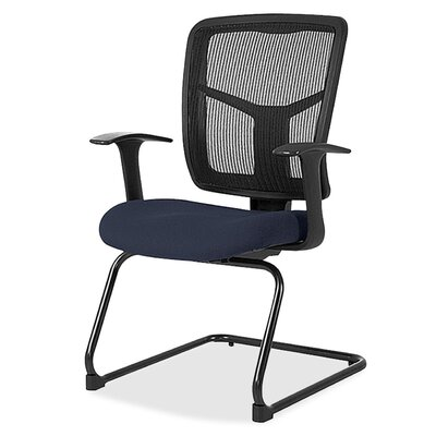 86000 Series Mesh Guest Chair Seat Color: Periwinkle Blue