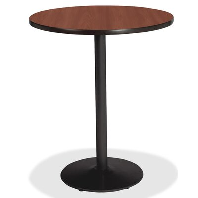 Bistro Laminate Pub Table Finish: Mahogany