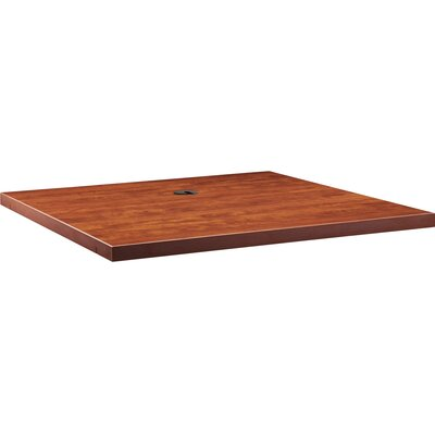 Modular Conference Table Top Finish: Mahogany