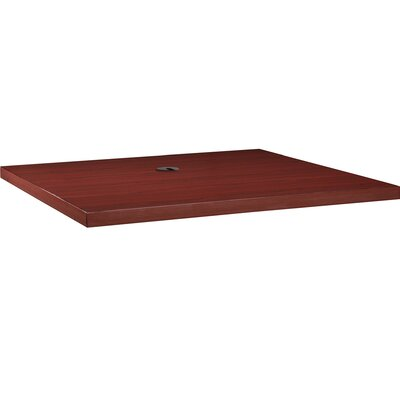 Modular Conference Table Top Finish: Cherry