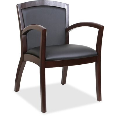 Guest Chair Finish: Black Espresso