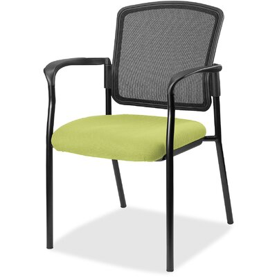 Guest Chair Seat Color: Green