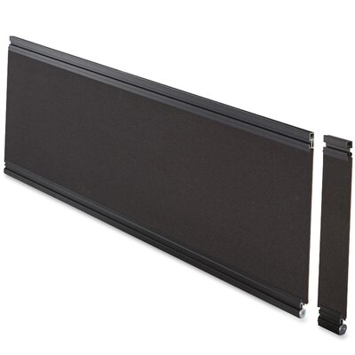 12 H x 42 W Desk Privacy Panel