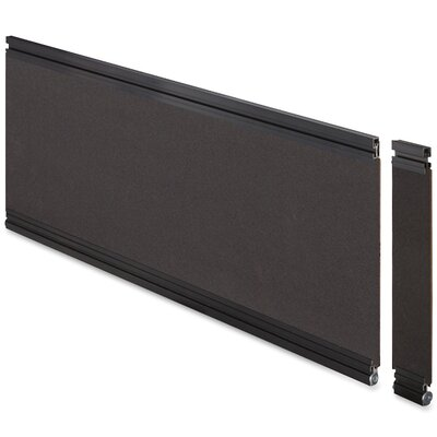 12 H x 36 W Desk Privacy Panel
