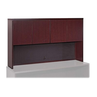 Lorell 88000 39 H x 66 W Desk Hutch