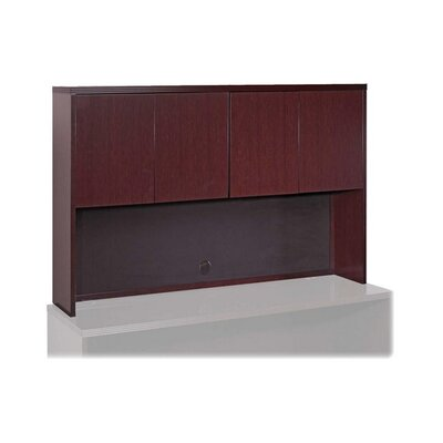 Lorell 88000 39 H x 60 W Desk Hutch