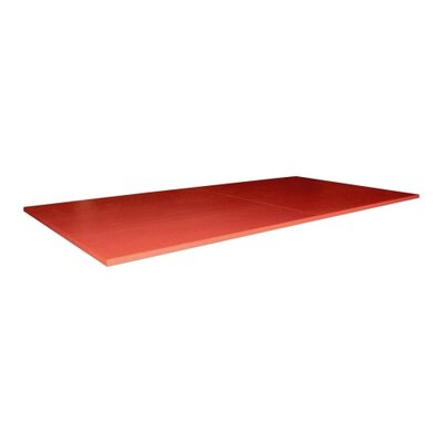 Rectangular Conference Tabletop, 48x96x1-1/4, Cherry