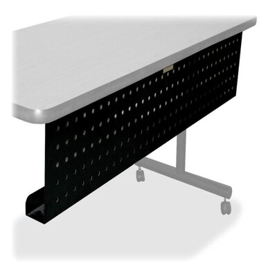 "Training Modesty 10"" H x 42"" W Desk Privacy Panel"